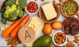 Natural sources of Vitamin A